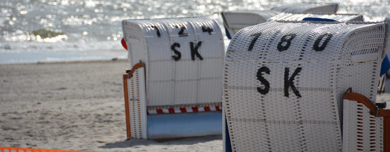 Headerbild Strandkorbverleih Krebs in Dahme (Ostsee)